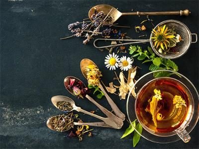 Экстракты лекарственных трав для десен