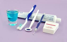 санація порожнини рота в домашніх умовах